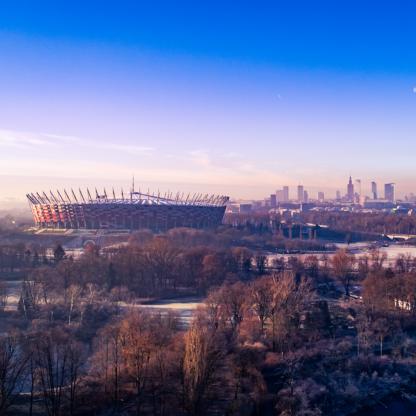 Fotoobraz Park Skaryszewski