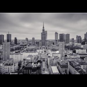 Warszawa Black&White